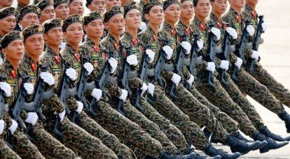 問題と解決策。 ベトナム人民軍の重要な部分の開発の特徴