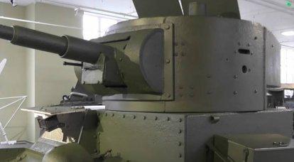 「シミュレーターはタンカーの敵です」:赤軍の職長の回想録から