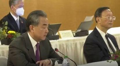चीनी विदेश मंत्री ने अमेरिका और रूस से परमाणु शस्त्रागार कम करने का आग्रह किया