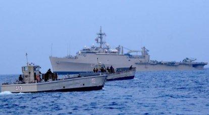 A Índia pela primeira vez envolve todos os tipos de tropas em exercícios com os Estados Unidos