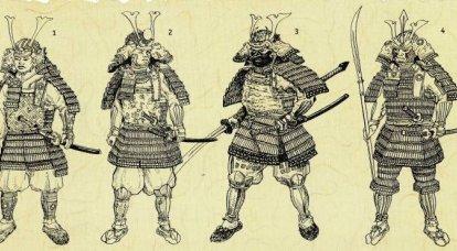 昇る太陽の国の鎧:変化の始まり