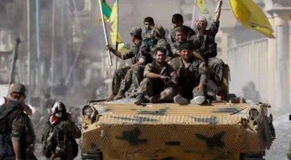 Amerikan dergisi Suriye'de Rusya ve Esad'a karşı Kürtler kurmayı öneriyor