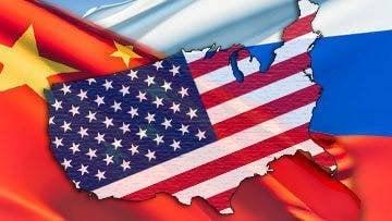 俄罗斯和中国将使美国不成为