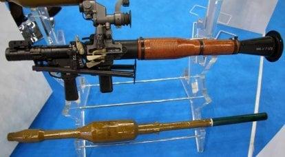 服务 60 年。 RPG-7榴弹发射器的成功因素