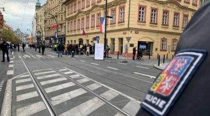 """""""这些行为不是犯罪"""":捷克向阿塞拜疆提供军事物资的情况有了新的转变"""