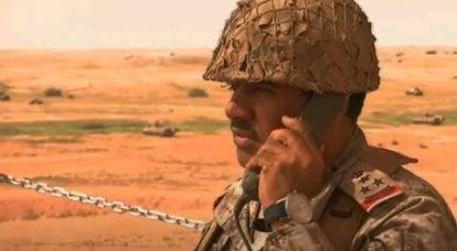 沙特军队报告在利雅得附近截获攻击无人机