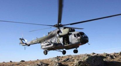 """""""C'est la base de l'aviation de transport du pays"""": la République tchèque a commenté les propos sur """"l'inadéquation"""" des hélicoptères Mi"""