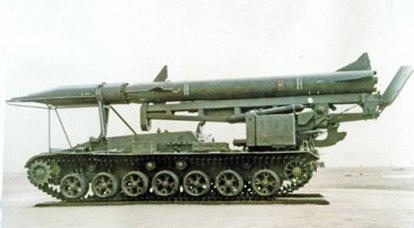 "Sistema de mísseis tático 2K10 ""Ladoga"""