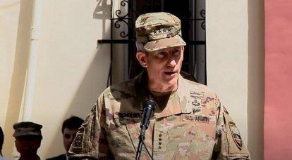 引退した米国の将軍は、ロシアとタリバンの「陰謀」に対応するために「厳しい」と提案した