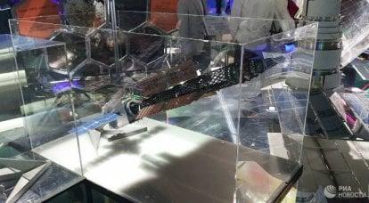 太空核拖船。 MAX-2019上的TEM