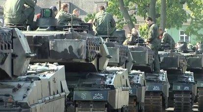Polonya, tank kuvvetlerinin güçlendirilmesini ciddiye aldı