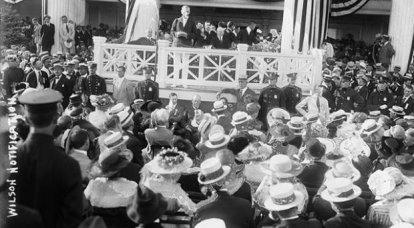 संयुक्त राज्य अमेरिका और प्रथम विश्व युद्ध