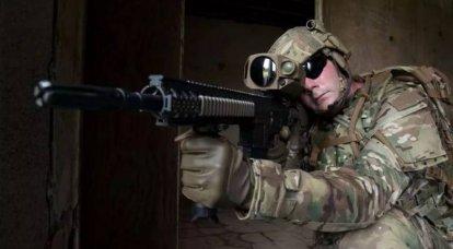Moderner Soldat aus Berufung. Technologische Fortschritte zur Unterstützung der leichten Infanterie