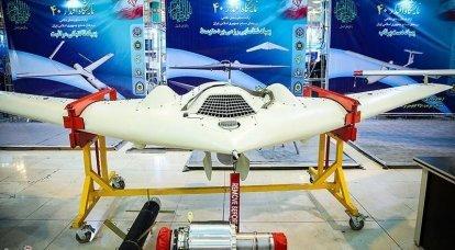 """L'exposition """"Iktidar-40"""". Nouvelle industrie de défense iranienne"""