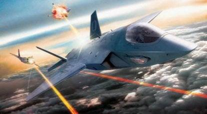 ロシアは「飛行」レーザーを開発しています
