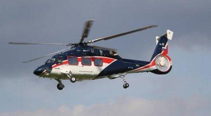 Helicópteros russos falaram sobre o programa de teste de helicópteros Ka-62