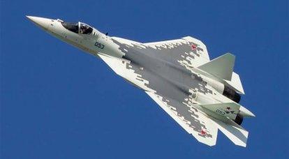 核爆発で光から保護:Su-57をグレージングするための特別なコーティングの証拠がある