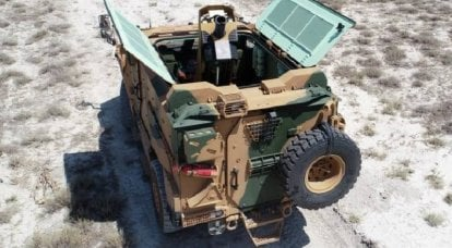 Turkish army received the first ALKAR mortar systems