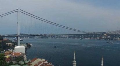 ギリシャの報道機関:「ウクライナの専門家によると、クレムリンの目標はボスポラス海峡です」