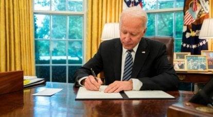 """""""Die Nation ist in großer Gefahr"""": Das ehemalige US-Militär stellte den mentalen Zustand von Joe Biden in Frage"""