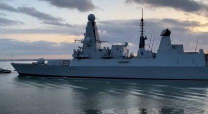 """""""Los rusos se dejan llevar un poco por la especulación"""": en Gran Bretaña el incidente con el destructor HMS Defender es comentado por el jefe del Ministerio de Agricultura"""