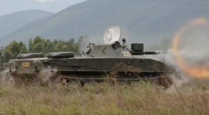 "वियतनामी आधुनिकीकरण सोवियत ""एक बंदूक के साथ नाव"""