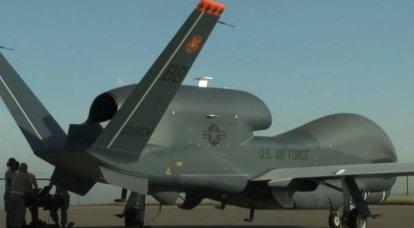 우크라이나 : 업그레이드 된 RQ-4 Global Hawk UAV는 Donbas 탐사 중에 더 중요한 데이터를 제공합니다.