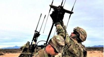 국방부의 두통으로 인한 전자전