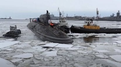 "Nuclear submarine ""Kazan"" of project 885M ""Yasen-M"" undergoing state tests completed the launch of ""Onyx"""