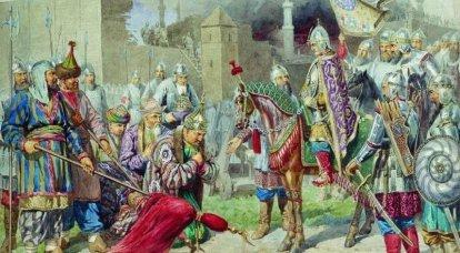 La amenaza turca e Iván el Terrible