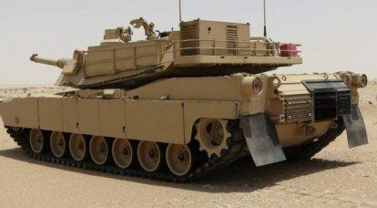 Las fuerzas terrestres se preparan para la acción en las condiciones más severas.
