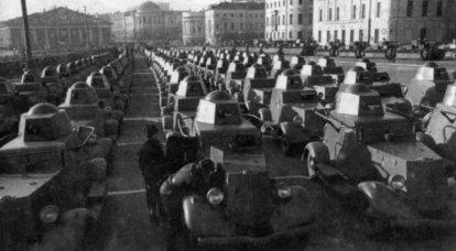 1941 yılı. Mayıs Kızıl Ordu liderliğinin planları