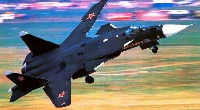 """Prospektif taşıyıcı tabanlı avcı Su-47 """"Berkut"""". İnfografikler"""