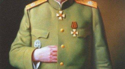 苏沃洛夫学校的最后一名指挥官