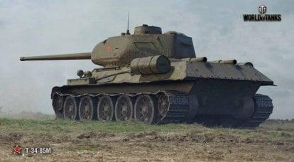 """T-34-85: dentro de los """"treinta y cuatro"""" soviéticos"""