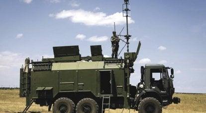 Exército russo contra drones leves