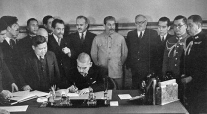 スターリンがXNUMXつの正面で戦争をどのように逃れたか