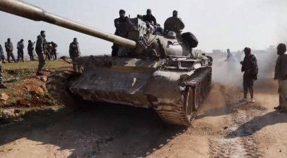 SAA如何解除M-5阿勒颇-大马士革高速公路的通行