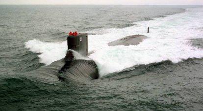 Moments forts de la reconnaissance sonar de l'US Navy aux portes de la route maritime du Nord. Déploiement du sous-marin à très faible bruit de classe Seawolf près de la mer de Barents