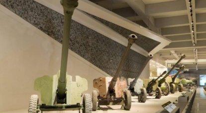 L'artillerie antichar chinoise pendant la guerre froide