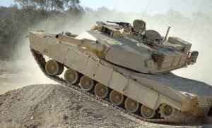 イラク戦車M1A1-SA