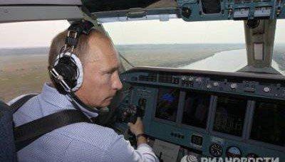 普京建议改进Be-200
