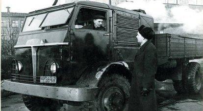 NAMI-012蒸汽卡车