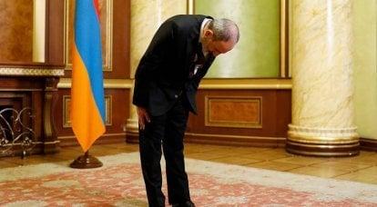La sabiduría del pueblo de Armenia debe vencer el ansia de poder de Pashinyan