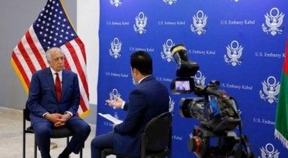 美国特使宣布有意增加在哈萨克斯坦与从阿富汗撤军有关的潜力