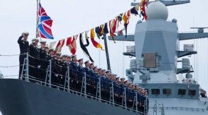 18 Mayıs - Rus Donanması Baltık Filosu Günü