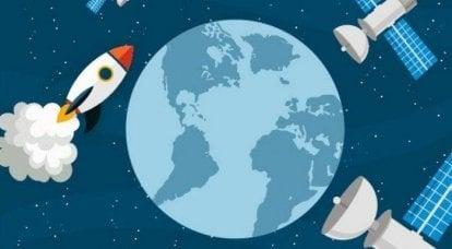 """中文导航系统""""北斗""""。 美国人必须腾出空间吗?"""