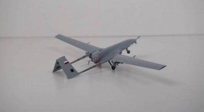 """Le ministre de la Défense de la Pologne a publié une photo du drone """"Bayraktar"""" avec le drapeau du pays"""