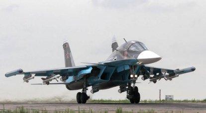 Acquistare nuovi Su-34: ripetere vecchi errori