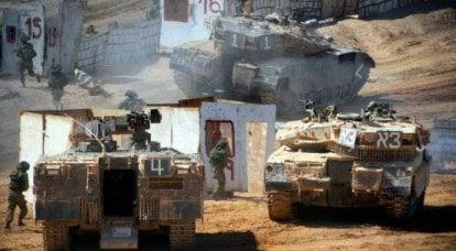 以色列的年度军训